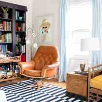HOM: The Stylish Eclectic Home of Claire Brody Designs