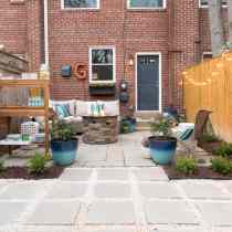 Lowe's Spring Makeover: A Posh Patio