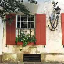 Roadtrip Reality: Charleston Window Boxes