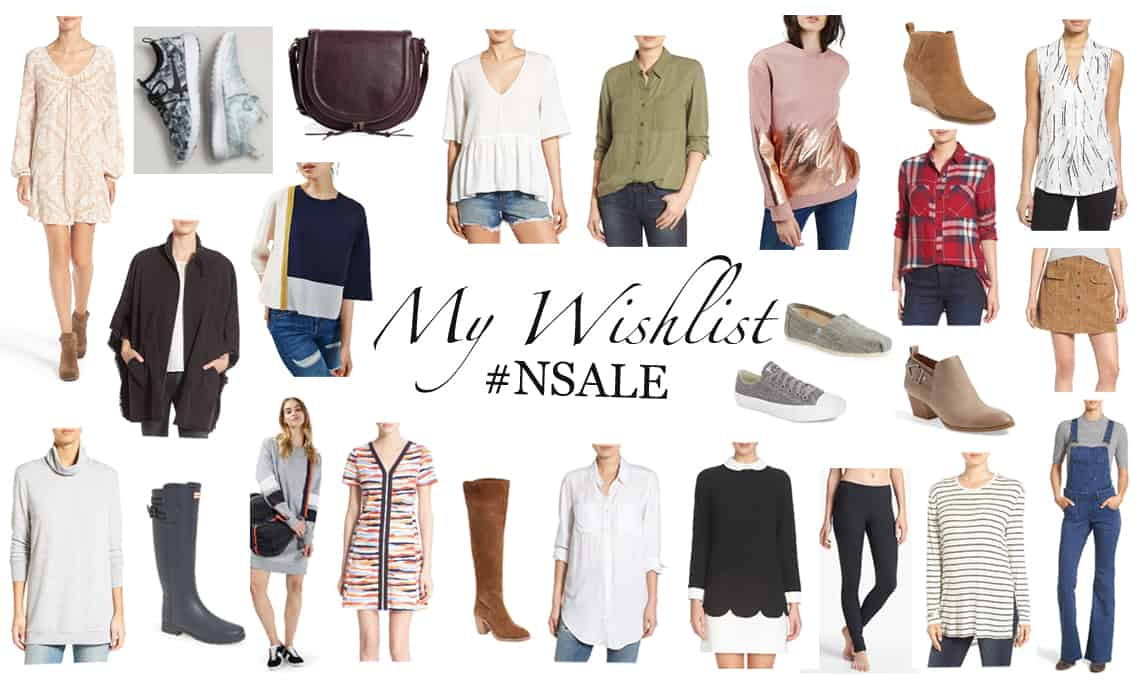 Anniversary sale my wishlist