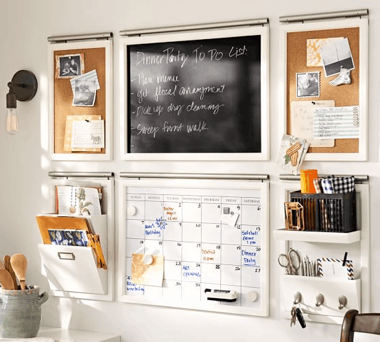 Back To School Style Guide 2016: Stylish Accessories wall organizer