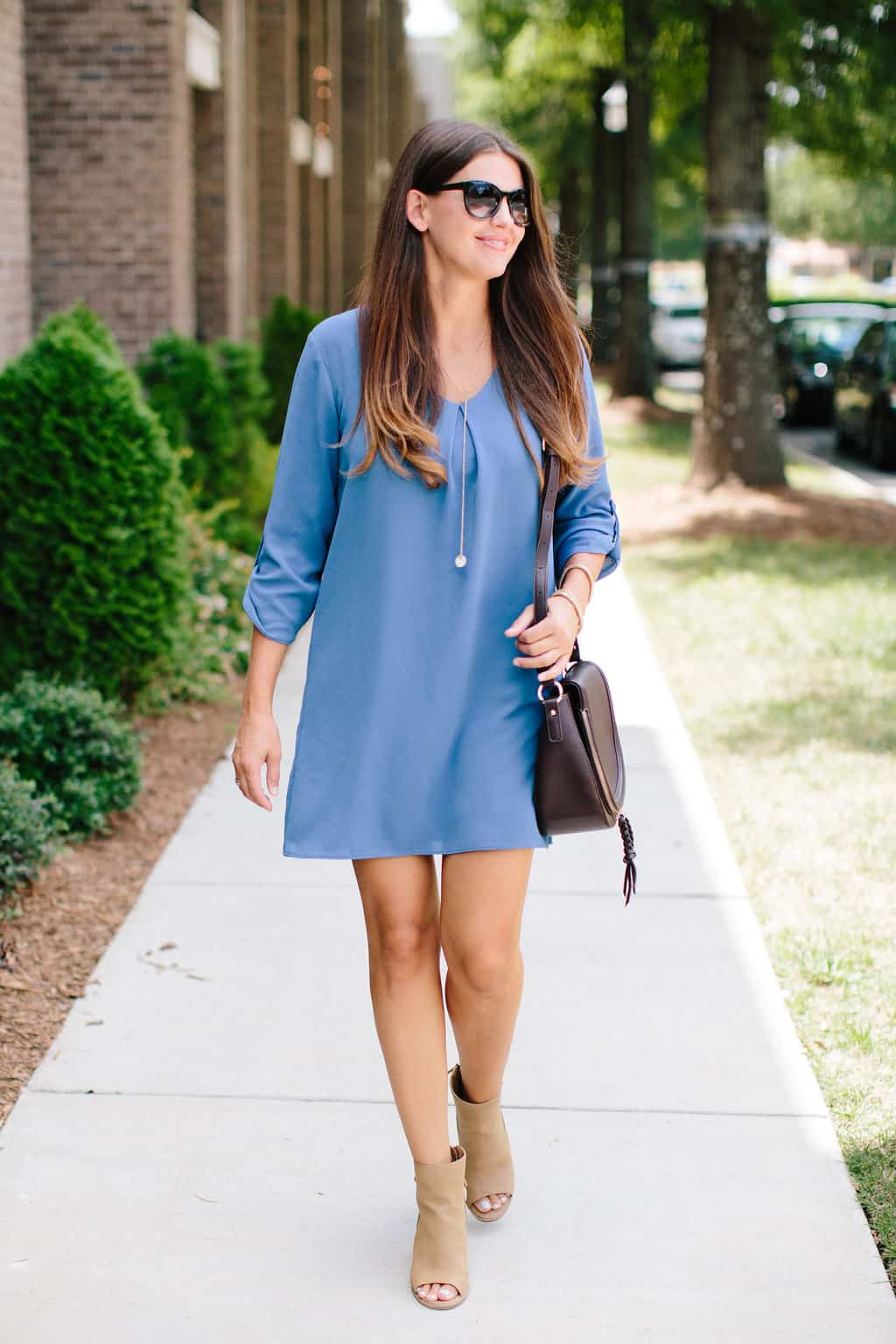 Simple-Shift-Dress-For-All-Occasions-fall-transition