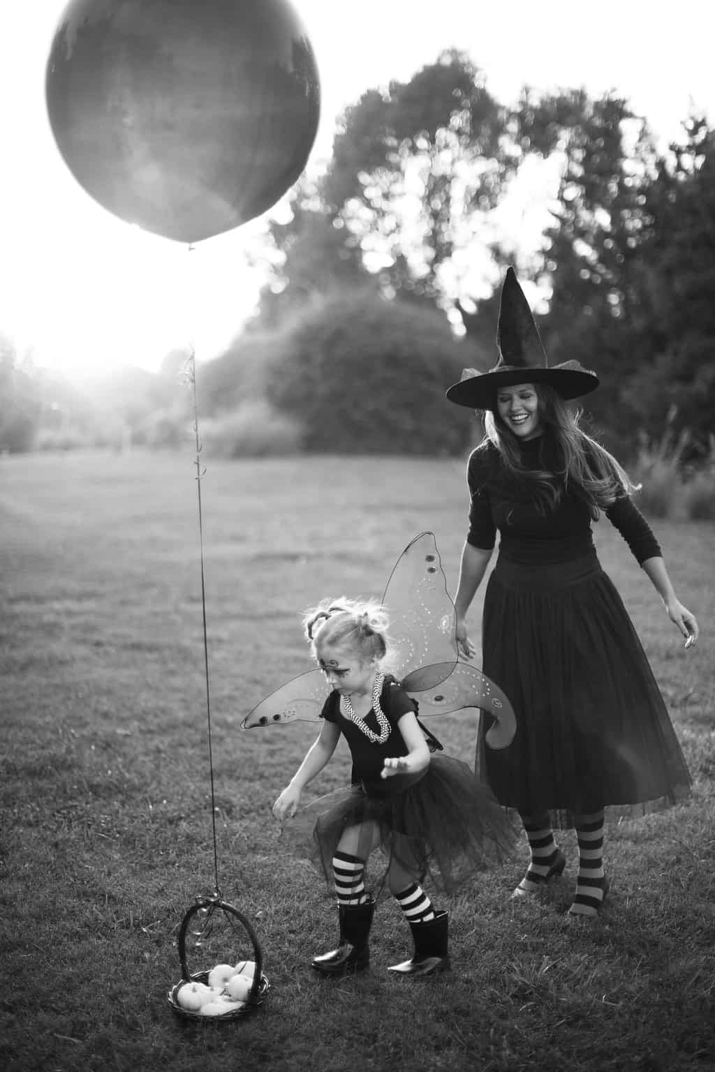 Embracing-The-Magic-of-Halloween-Kid-Style-chasing