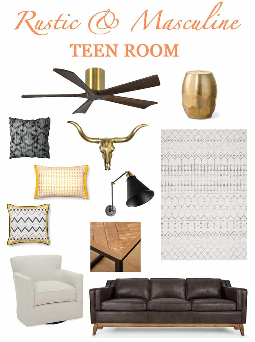 A Rustic Masculine Teen Room Design Plan-playroom-vert