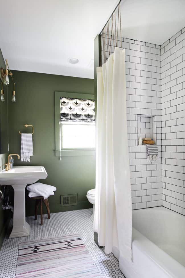 Master Bathroom Makeover Inspiration + Potential Project List-hunted-interior