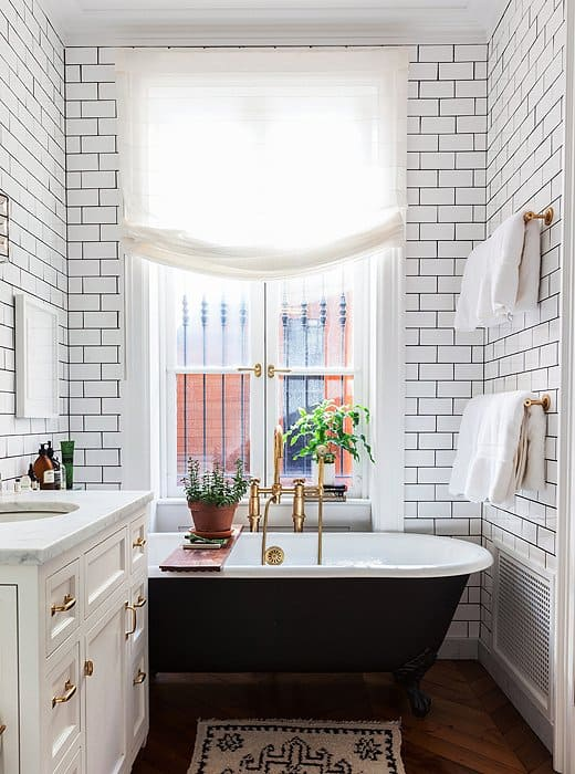 Master Bathroom Makeover Inspiration + Potential Project List-alison-cayne