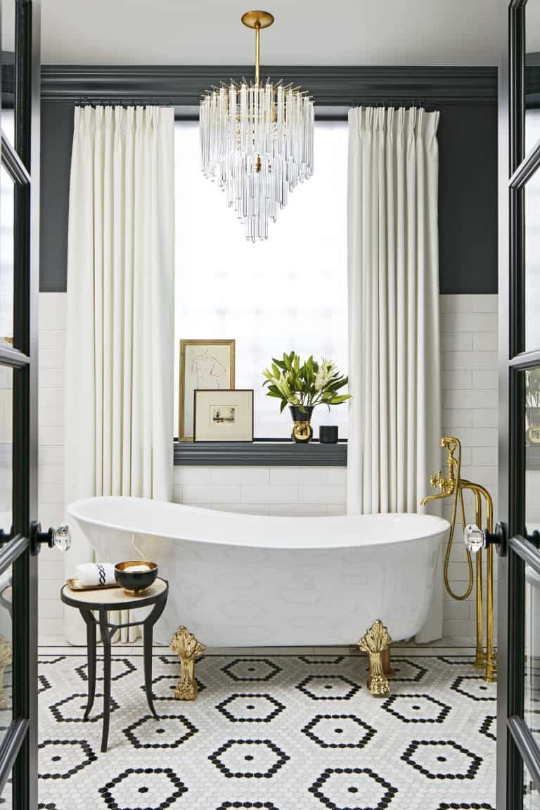 Master Bathroom Makeover Inspiration + Potential Project List-house-beautiful