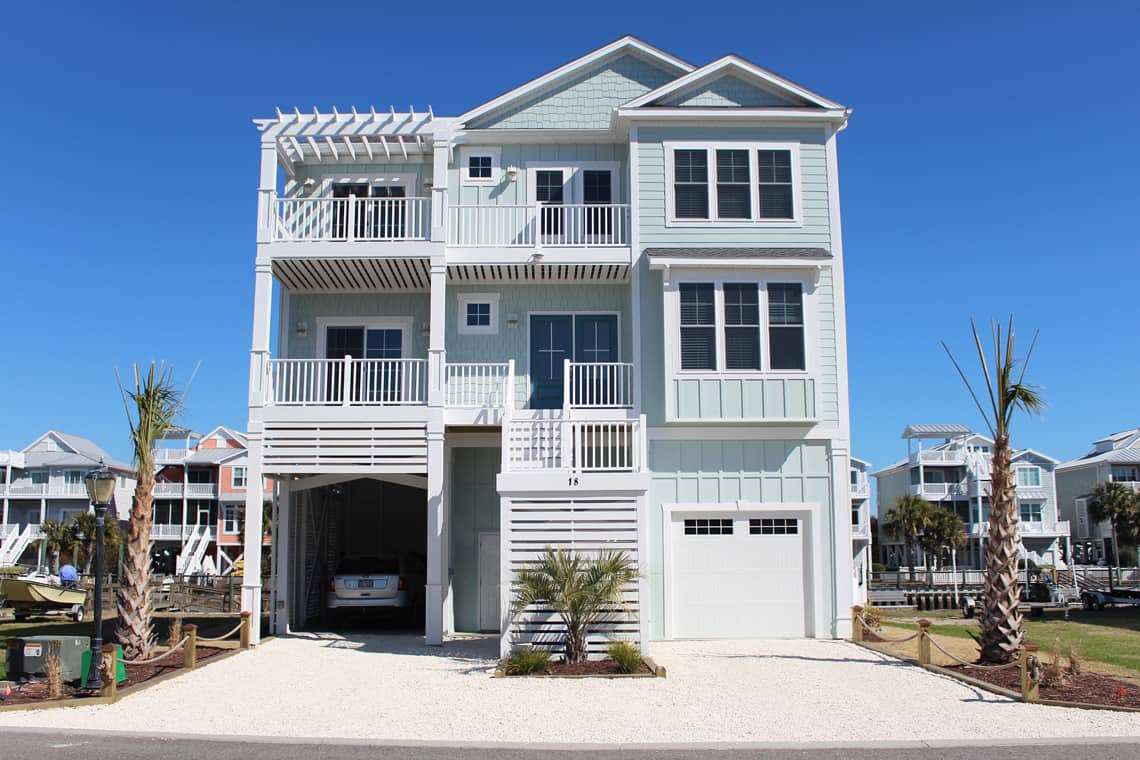 Home of the Month: Ocean Isle Beach House Source Guide