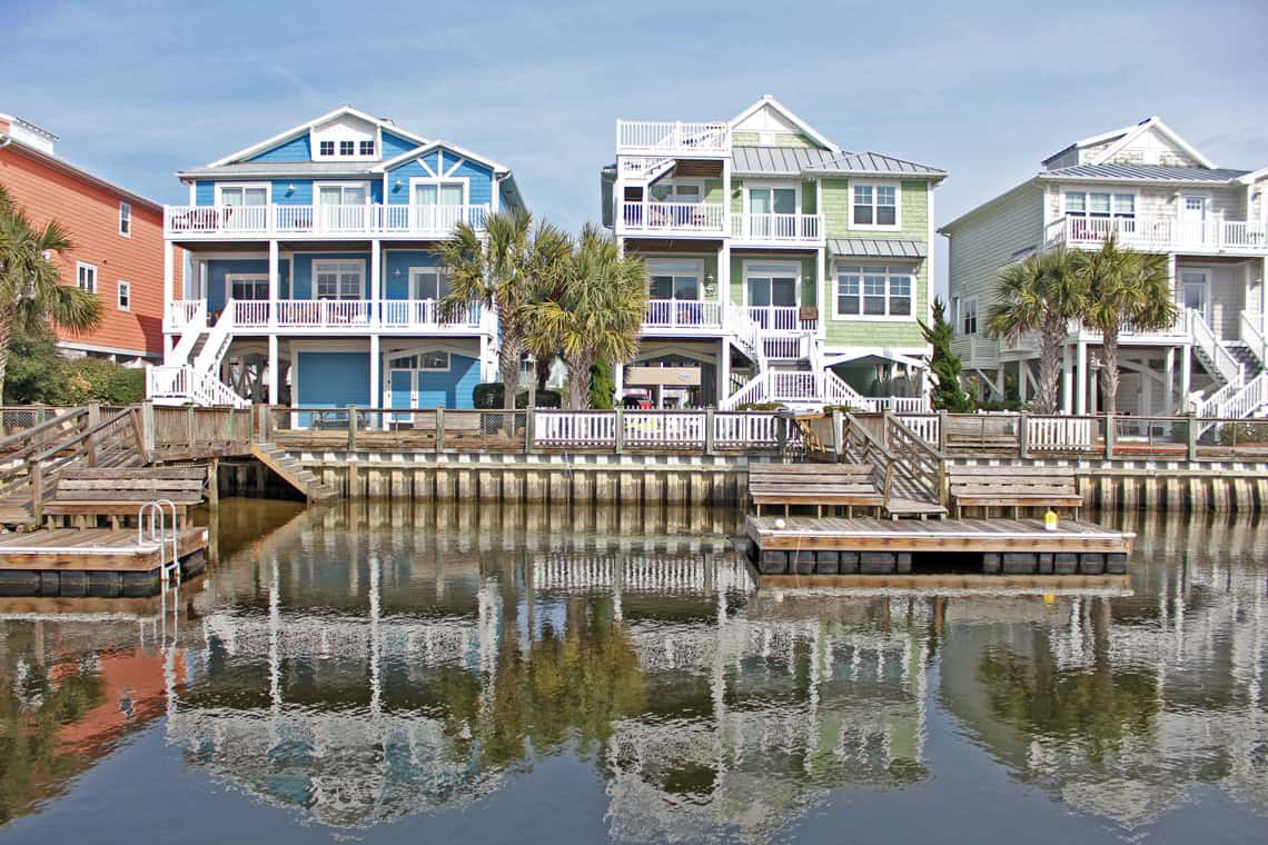 Home of the Month: A Serene Ocean Isle Beach Home