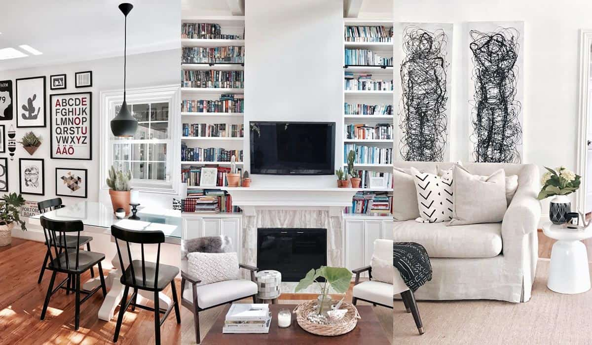 Hom The Bold Beautiful Home Of A Talented Design Lover