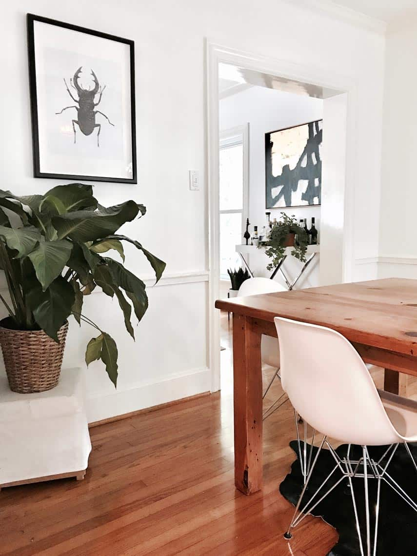 HOM: The Bold + Beautiful Home of a Talented Design Lover