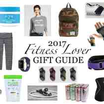 2017 Gift Guide For The Fitness Freak
