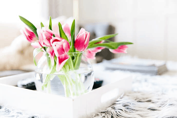 Top 5 Friday: 5 Tips For A Fresh Home In The New Year flowers