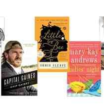 Top 5 Friday: Top 5 Current Favorite Books From All Genres