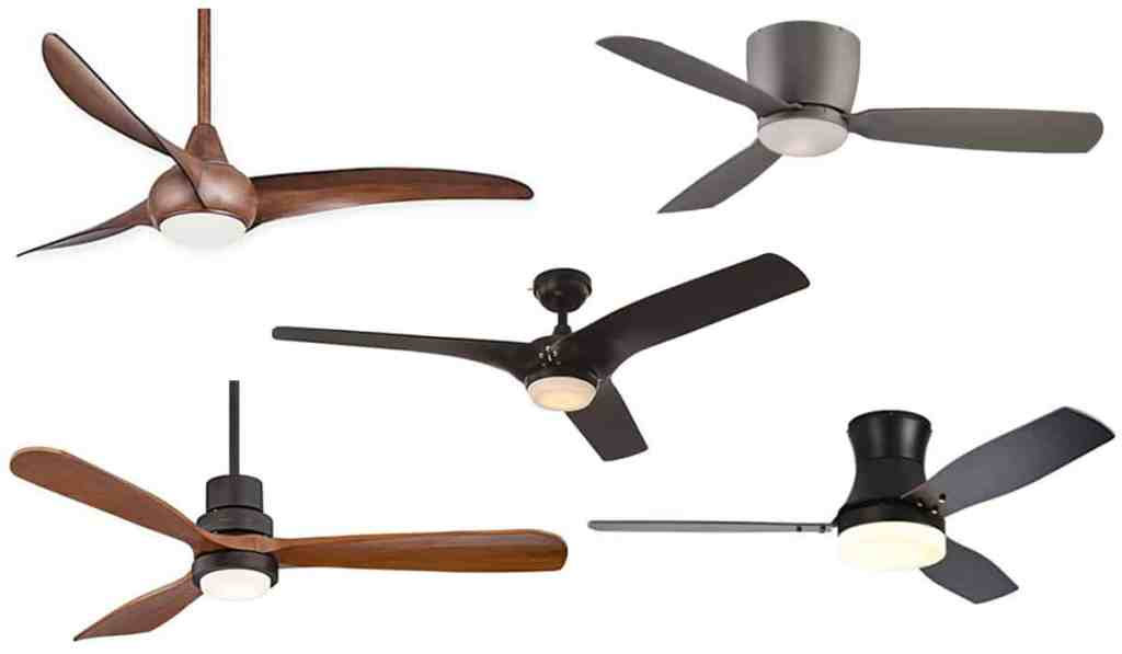 Top 5 Friday Modern Ceiling Fans With Lights Under 300