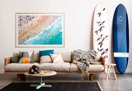 Get The Look: The California Surf Shack