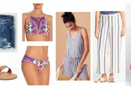 Top 5 Friday: Must-Have Summer Outfit Staples