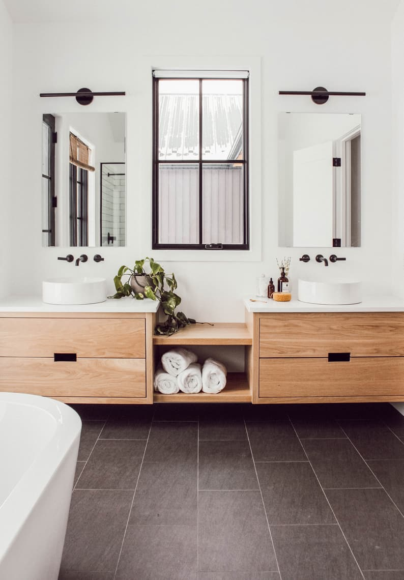 Home of The Month: Home of Little DeKonings Take 2 bathroom