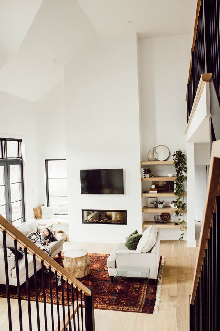 Home of The Month: Home of Little DeKonings Take 2 living room
