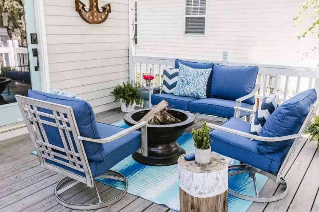 Top 10 Favorite Posts + Projects of 2018 deck makeover