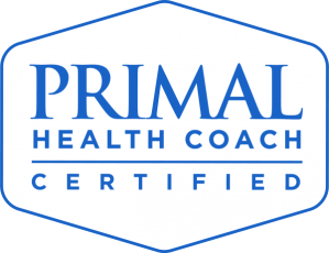 Certified Primal Health Coach Seal