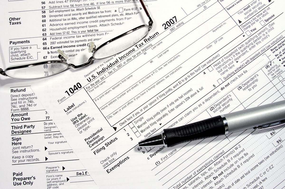 Thinking about Filing Your Own Taxes Think Again!