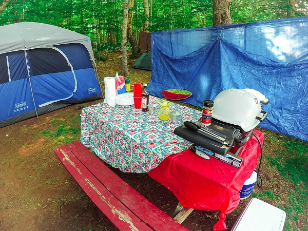 Tent Camping Checklist for Beginners - Simple Tenting