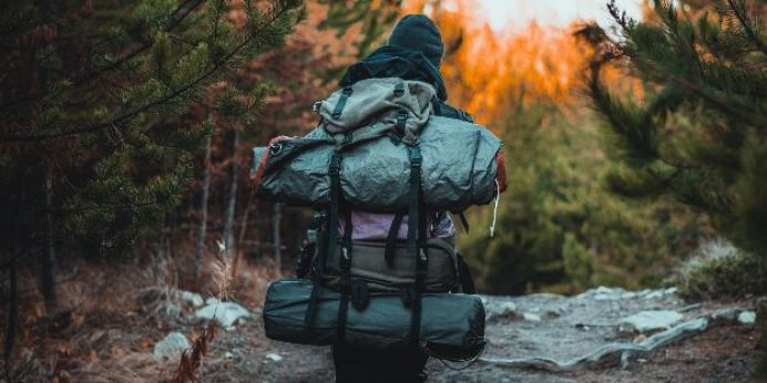 camping gear guide for flying