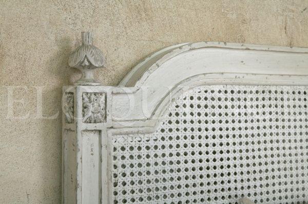Blanka Cane Bed Detail