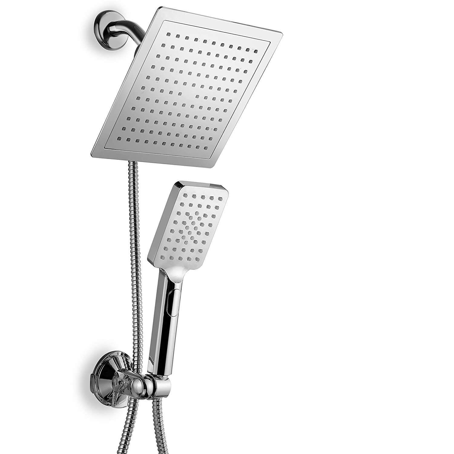 Best Dual Shower Head Reviews And Buying Guide 2019 Simple