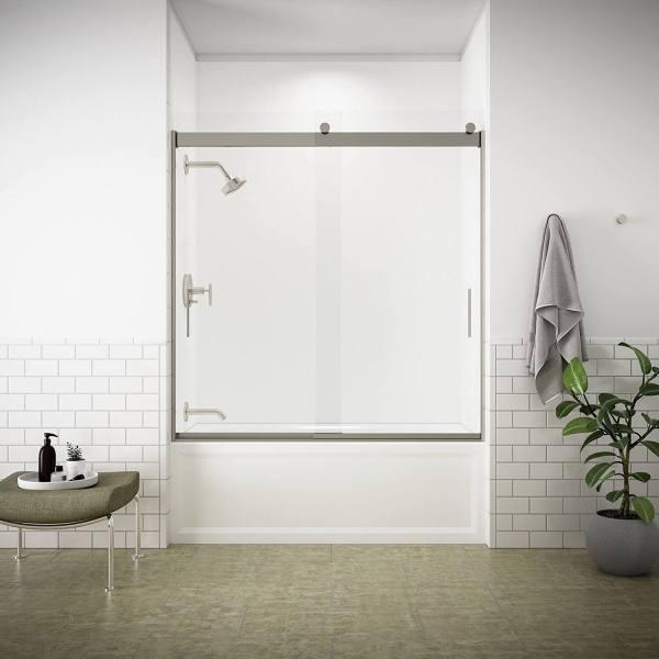 Recommended Sliding Shower Door & Guide