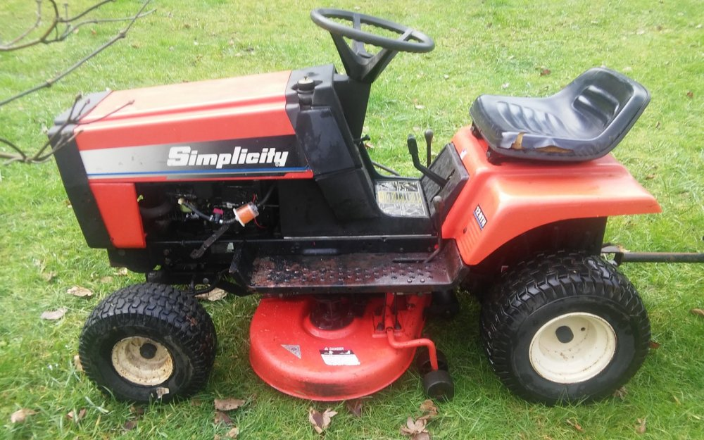 medium resolution of  on the grill can someone tell me if this is the right one belt and if the trailer is a simplicity and were i can get the belt diagram for the mower