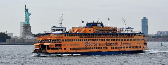 Staten Island New York Boat