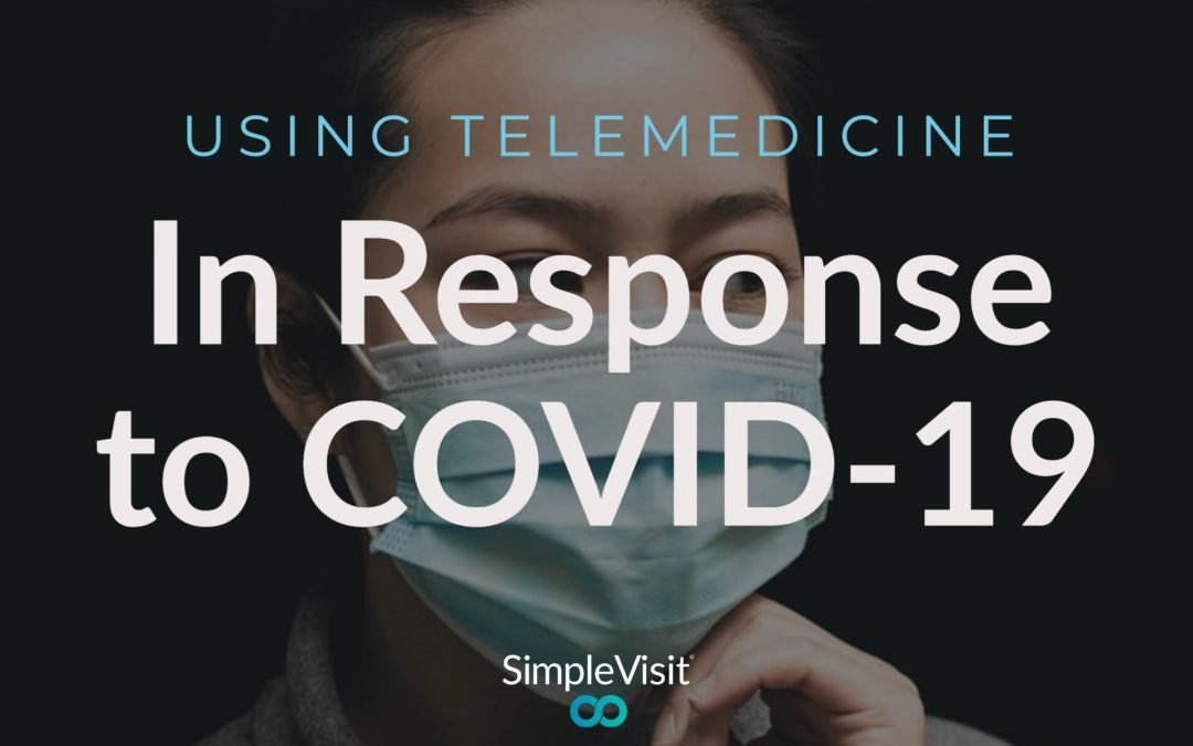 Using Telehealth Technology in Response to COVID-19