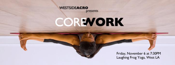 Westside Acro Presents Core Work