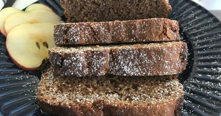 Recipe For Apple Loaf Cake In 6 Easy Steps