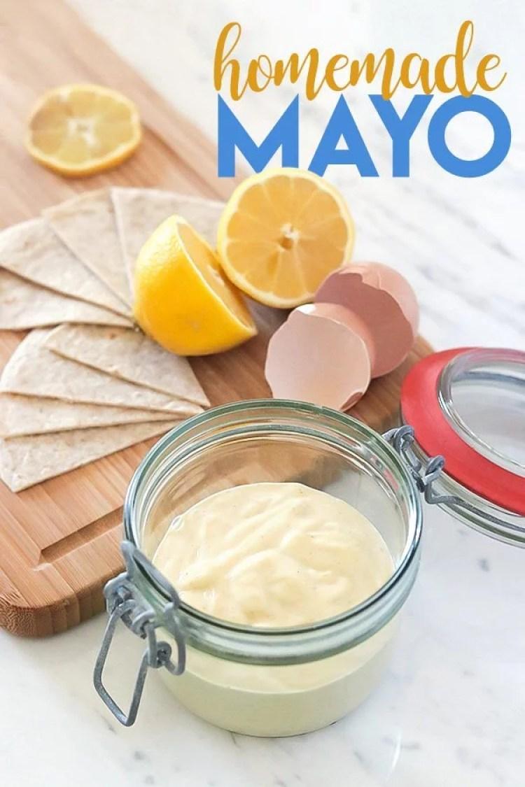 keto mayo recipe