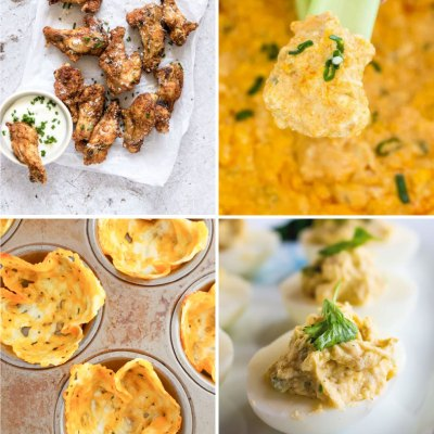 Low Carb Game Day Appetizers