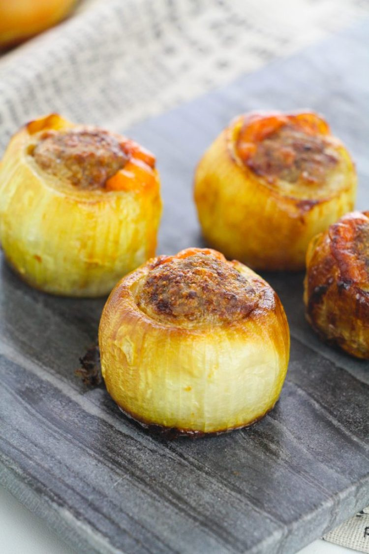 low carb keto onion bomb recipe