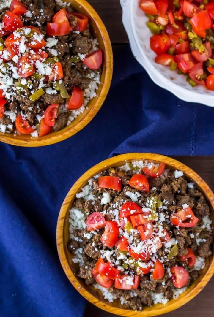 keto mexican recipe