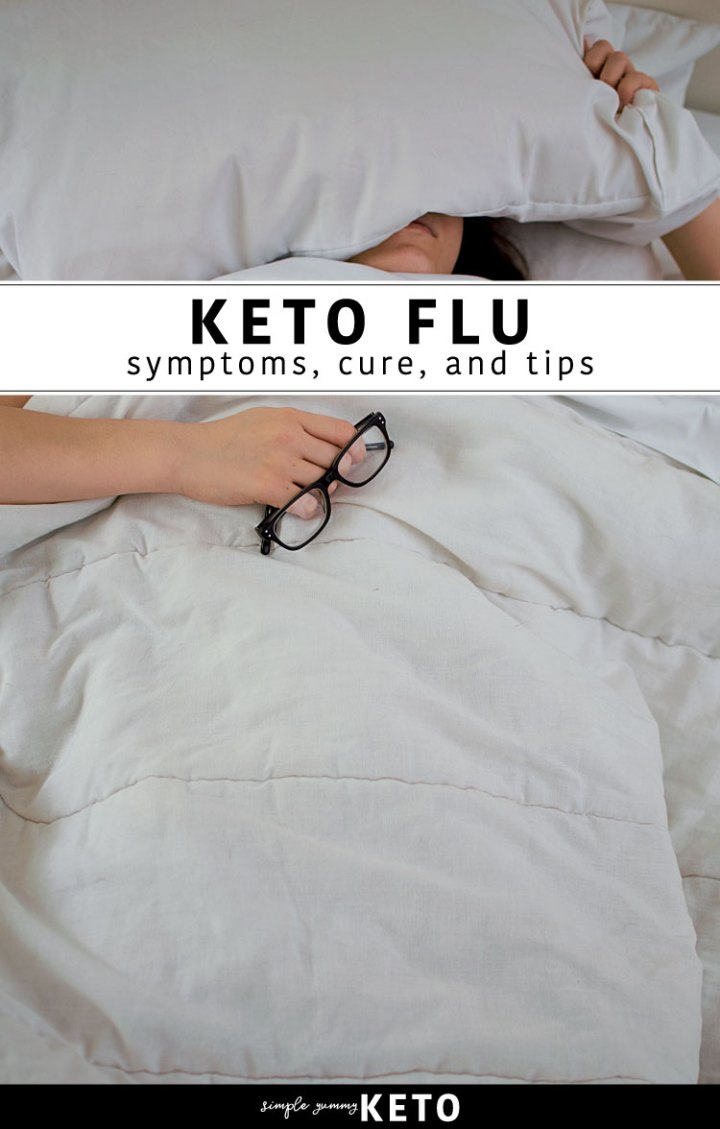 Keto flu symptoms and cures