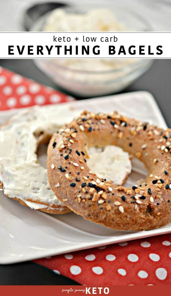 keto and low carb everything bagel recipe