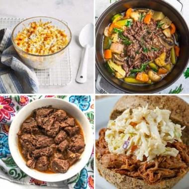 easy keto instant pot recipes