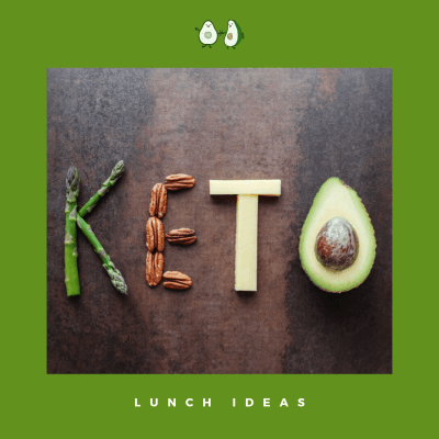 Keto-friendly options to pack for lunch