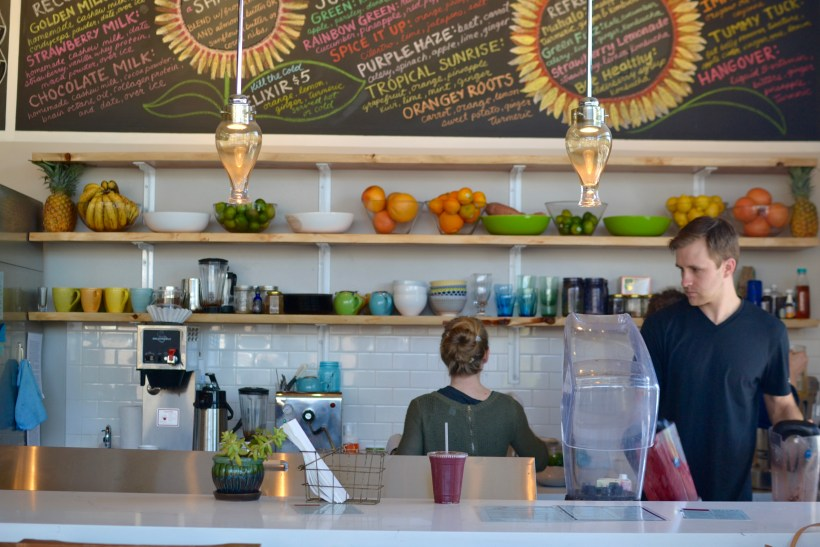 spokane organic juice bar, simplholistic, wellness tree
