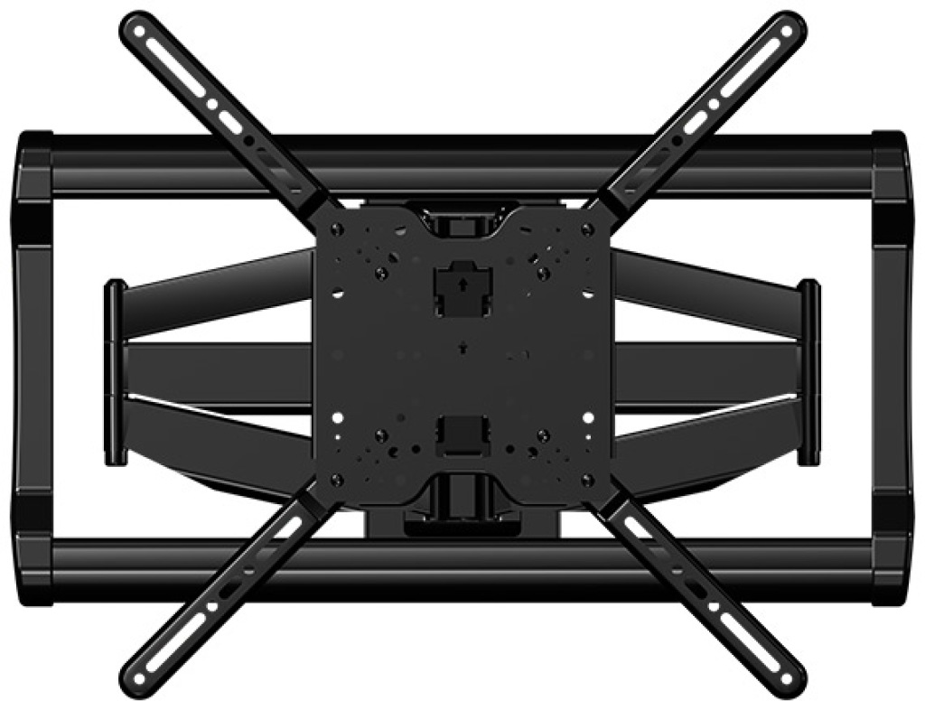 hight resolution of sanus simplicity slf9 full motion wall mounts mounts products sanus simplicity