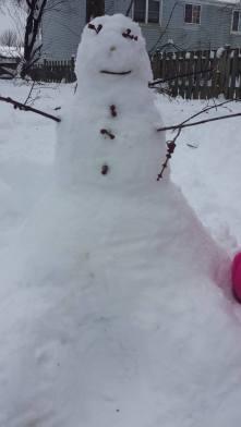 Meet Olaf.