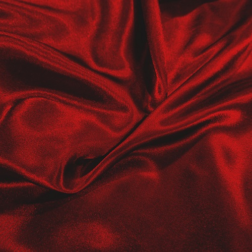 red fabric