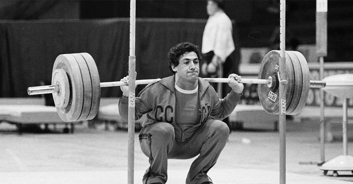 Weight Lifting Workouts For Sprinters | EOUA Blog