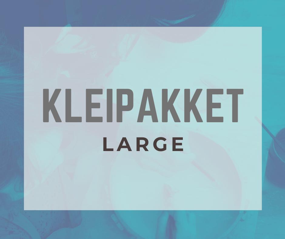 kleipakket large